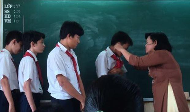 Chan dong bao luc hoc duong: Chi la phan noi cua 'tang bang troi' hinh anh 3