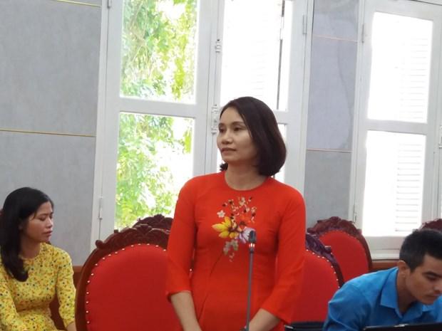 Giao vien Ha Noi nuoi ech xanh, giup hoc sinh thanh pho lam nong dan hinh anh 2