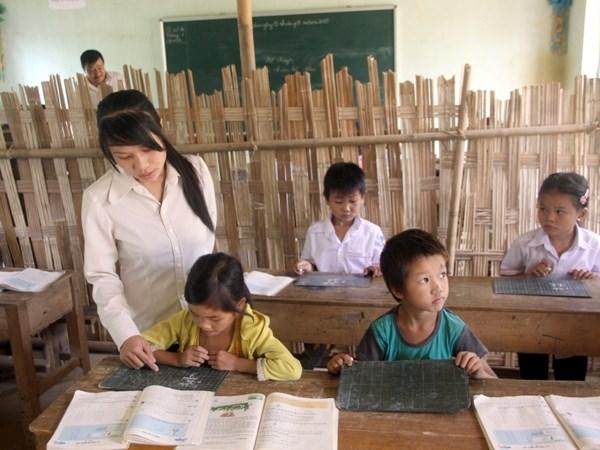 Phat dong Giai bao chi toan quoc Vi su nghiep giao duc Viet Nam 2020 hinh anh 1