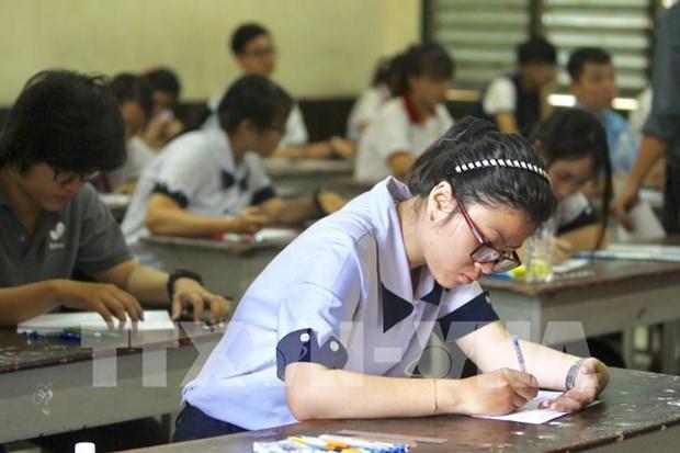 Quang Nam de xuat 3 phuong an cho ky thi Tot nghiep THPT hinh anh 1