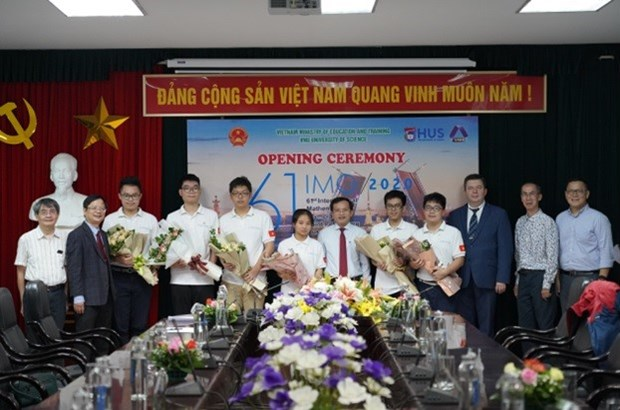 Olympic Toan hoc quoc te 2020: Ky thi dac biet trong lich su hinh anh 1