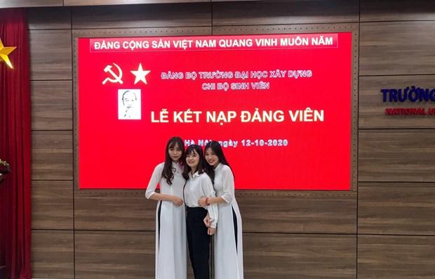 Phat trien dang vien trong truong dai hoc: De khong roi 'hat giong do' hinh anh 2