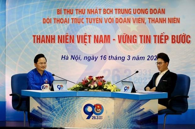 Bi thu Trung uong Doan: Thuc hien uoc mo phai tu nhung viec nho hinh anh 1