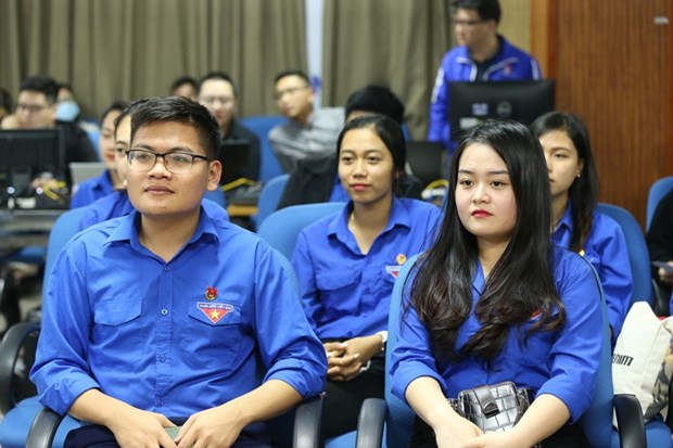 Bi thu Trung uong Doan: Thuc hien uoc mo phai tu nhung viec nho hinh anh 3