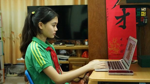 Thu tuong chi dao trien khai chuong trinh Song va may tinh cho em hinh anh 1