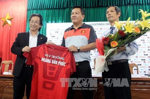 U23 Viet Nam: Chua ro ong Hoang Van Phuc di hay o hinh anh 1