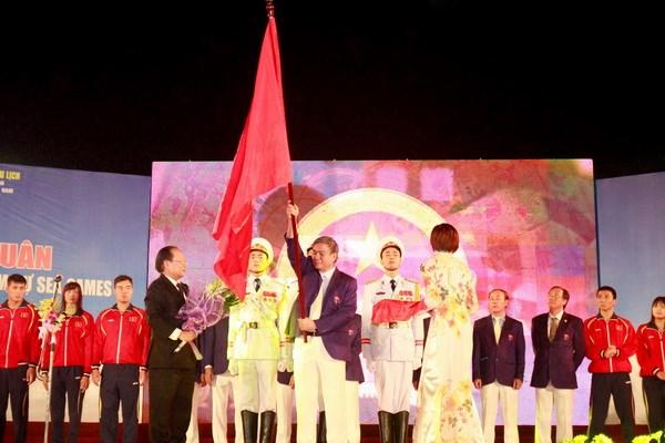 """Dien kinh, boi loi se la chu luc cua Viet Nam o SEA Games 27"" hinh anh 1"
