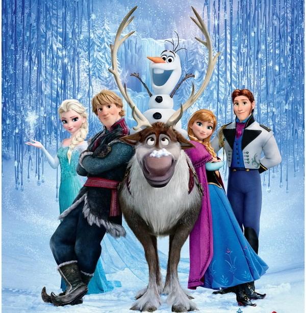 Frozen: Mon qua Giang sinh danh cho moi lua tuoi hinh anh 1
