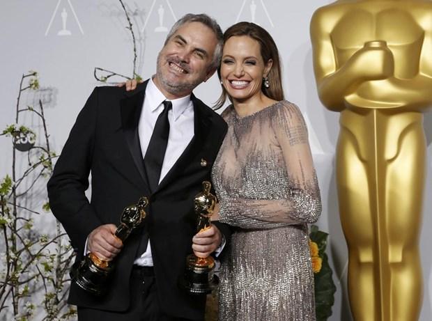 Oscar: Thang loi lich su cua Gravity va 12 Years A Slave hinh anh 1