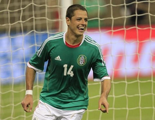 Danh sach tuyen Mexico: Hy vong don vao Javier Hernandez hinh anh 1