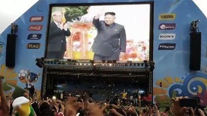 Video Trieu Tien thanh cong o World Cup la san pham gia mao hinh anh 1