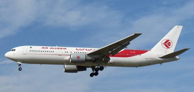 Mot may bay cua hang hang khong Air Algerie mat tich hinh anh 1