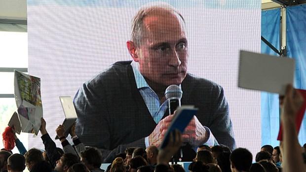 Tong thong Nga Putin canh bao nuoc ngoai ve suc manh hat nhan hinh anh 1