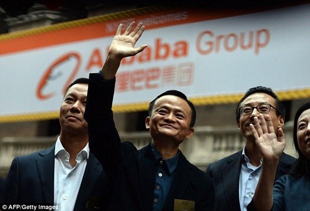 Jack Ma: Tu ke bi KFC