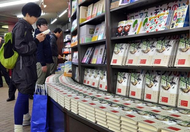 Giai Nobel Van hoc: Nha van Nhat Murakami se lai lo hen? hinh anh 1
