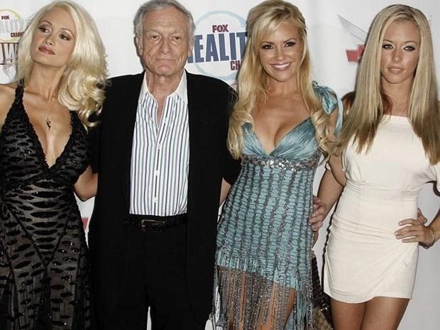 Cuu nguoi mau Playboy tiet lo bi mat phong the cua Hugh Hefner hinh anh 1