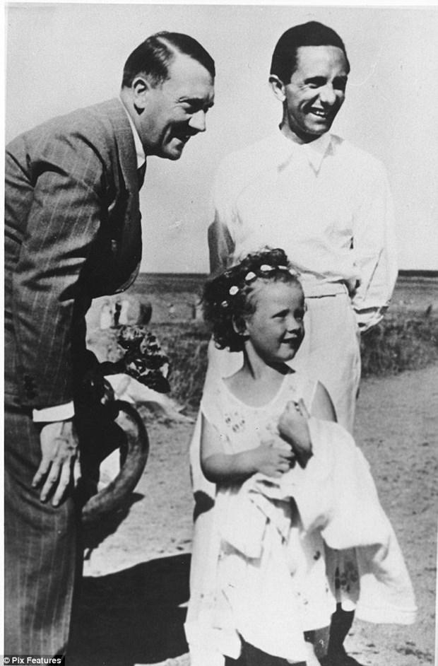 Phat hien moi: Hitler tung quyen ru vo cua Bo truong Goebbels hinh anh 2