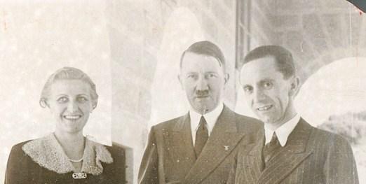 Phat hien moi: Hitler tung quyen ru vo cua Bo truong Goebbels hinh anh 1