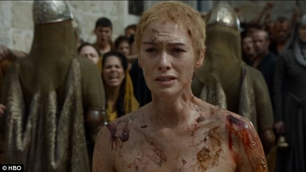 Tranh cai ve canh khoa than cua Cersei trong Game of Thrones hinh anh 1