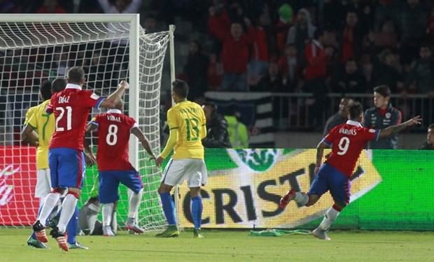 Vong loai World Cup: Brazil, Argentina, Australia thua soc hinh anh 1
