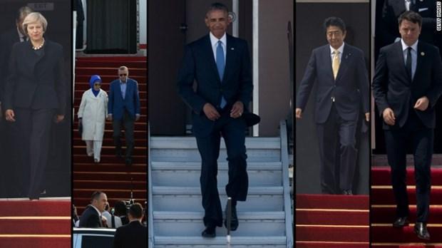 [Video] Cac nguyen thu deu co tham do, tru Tong thong My Obama hinh anh 1