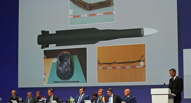 Bo Ngoai giao Ukraine am chi Nga dinh liu den vu ban ha MH17 hinh anh 1
