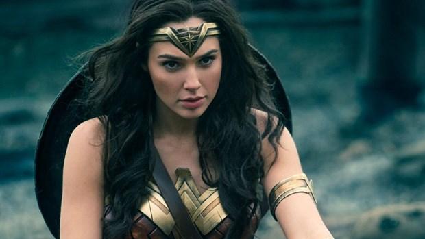 Wonder Woman: Nu than chien binh cuu van