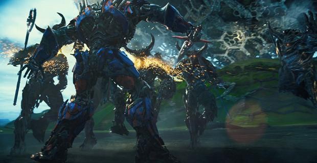 Transformers 5: Robot la ton tai duy nhat, noi dung khong quan trong hinh anh 1