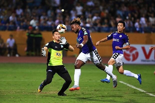 Hoang Anh Gia Lai thua tan nat, Ha Noi FC chiem ngoi dau bang hinh anh 2