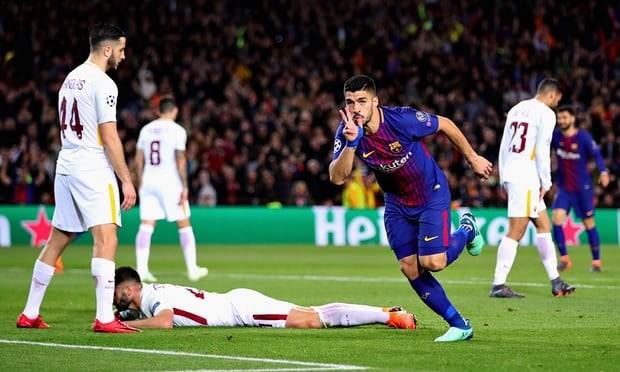 Champions League: Liverpool de bep Man City, Barcelona ha dam Roma hinh anh 2