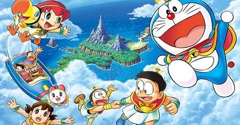 Doraemon: Nobita va Dao giau vang - Mon qua Tet Thieu nhi 1/6 hinh anh 1