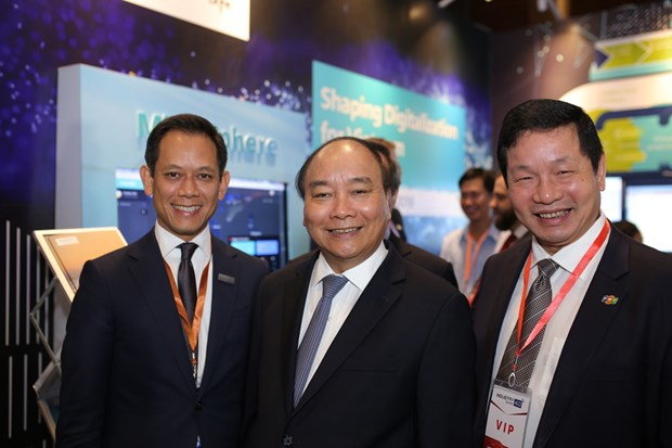 Siemens co the giup Viet Nam