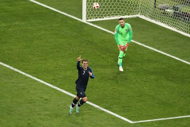 Phap vs Croatia 4-2: Les Bleus lan thu 2 len dinh the gioi hinh anh 25