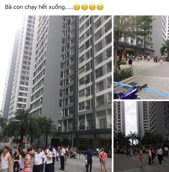 Dong dat tai bien gioi Viet Nam-Trung Quoc gay rung lac tai Ha Noi? hinh anh 1