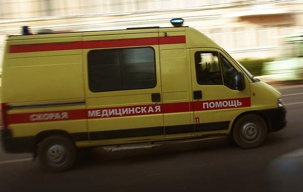 No gan tru so Co quan An ninh LB Nga khien 1 nguoi thiet mang hinh anh 1