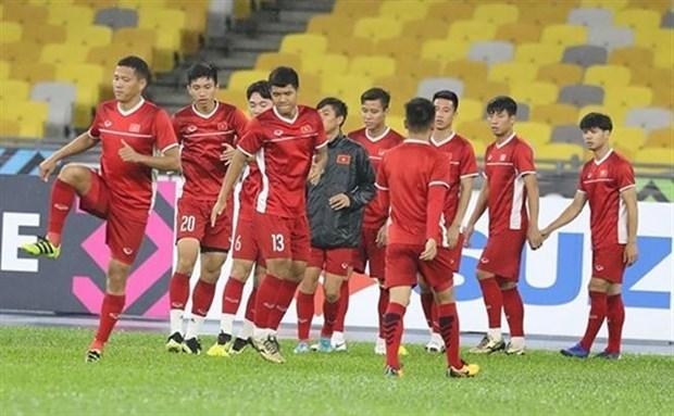 Lich da chung ket AFF Cup 2018: 19h45, Viet Nam - Malaysia hinh anh 1