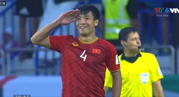 Video Bui Tien Dung thuc hien thanh cong qua penalty quyet dinh hinh anh 1