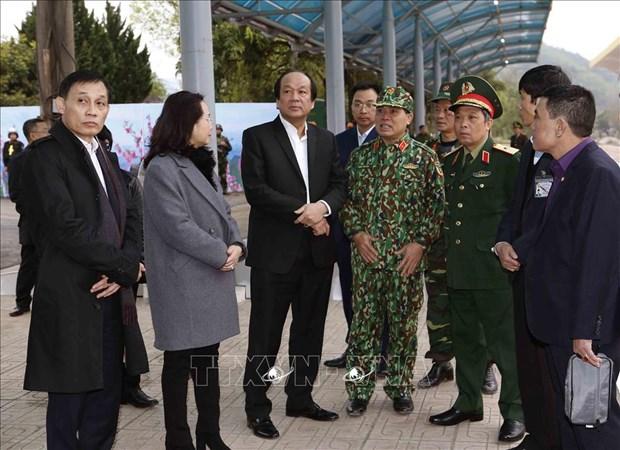 Truc tiep: Chu tich Trieu Tien Kim Jong-un da ve khach san Melia hinh anh 6