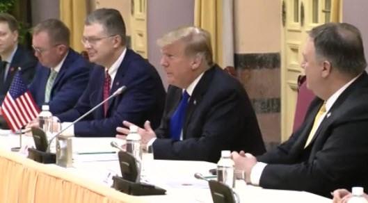 Ong Trump khen ong Kim trong cuoc gap dau tien o Metropole hinh anh 15
