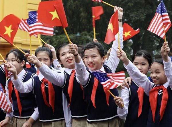 Ong Trump khen ong Kim trong cuoc gap dau tien o Metropole hinh anh 17