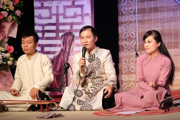 Trao giai cuoc thi 'Thang Long-Ha Noi: 11 the ky lang hon song nui' hinh anh 1