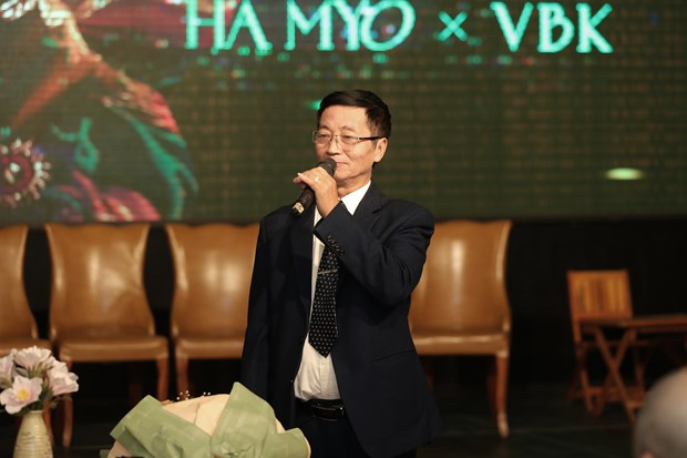 Xam ket hop voi Rap va nhac dien tu trong MV tao bao cua Ha Myo hinh anh 2