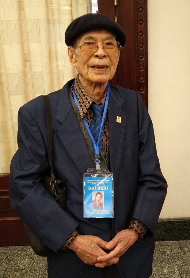 Dai hoi Hoi Nha van Viet Nam: Ky vong van hoc Viet se khoi sac hinh anh 2