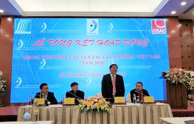 VCPMC thu hon 150 ty dong tien ban quyen am nhac trong nam 2020 hinh anh 1
