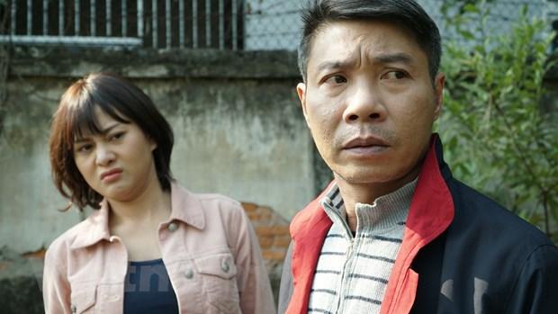 Sau 16 nam o an, Vo Hoai Nam tro lai trong 'Huong vi tinh than' hinh anh 1