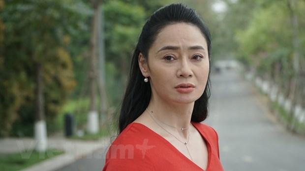 Sau 16 nam o an, Vo Hoai Nam tro lai trong 'Huong vi tinh than' hinh anh 2