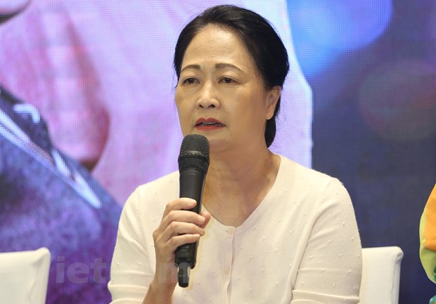 NSND Nhu Quynh lan dau trai nghiem dong 'phim hanh dong' o do tuoi U70 hinh anh 1