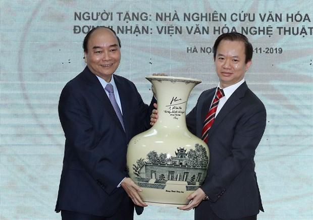 DB Bui Hoai Son: Cham chuyen doi, van hoa se lo chuyen tau phat trien hinh anh 1