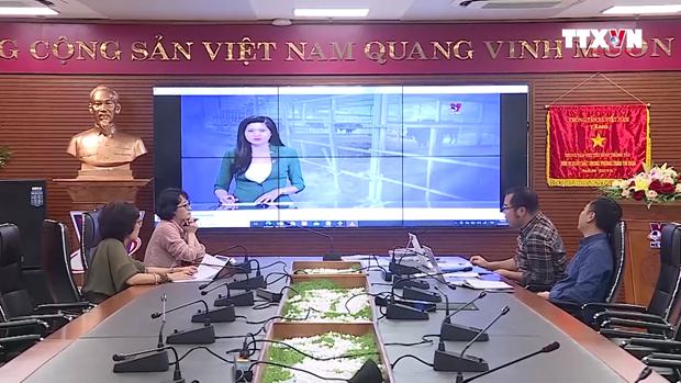 Giai Bao chi TTXVN: VietnamPlus doat giai A The loai Bao dien tu hinh anh 4