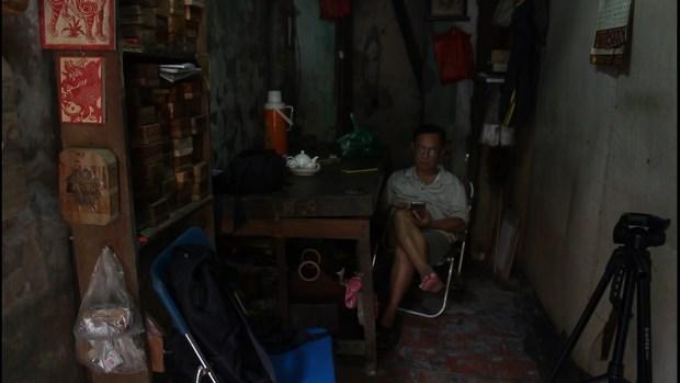 Khuon banh Trung Thu 25 nam Viet-My va nghe nhan pho co cuoi cung hinh anh 2